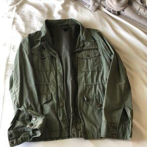 Crew factor utility jacket